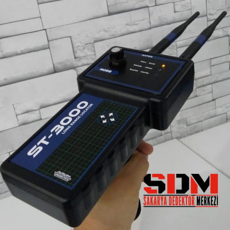 ST-3000 ALAN TARAMA SAKARYA DEDEKTÖR 0506 106 25 86