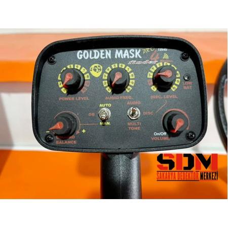 GOLDEN MASK 4 PRO WS 18 KHZ