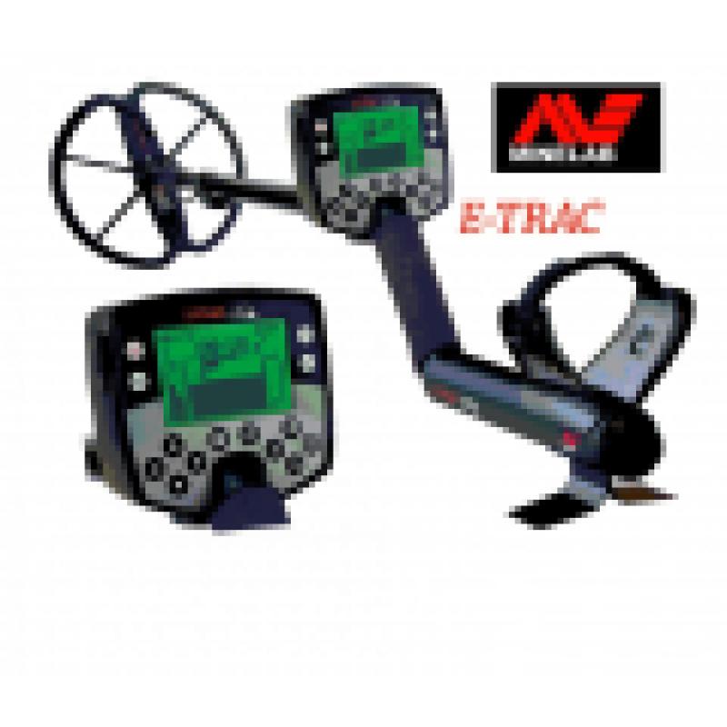 Minelab E-Trac Dedektör