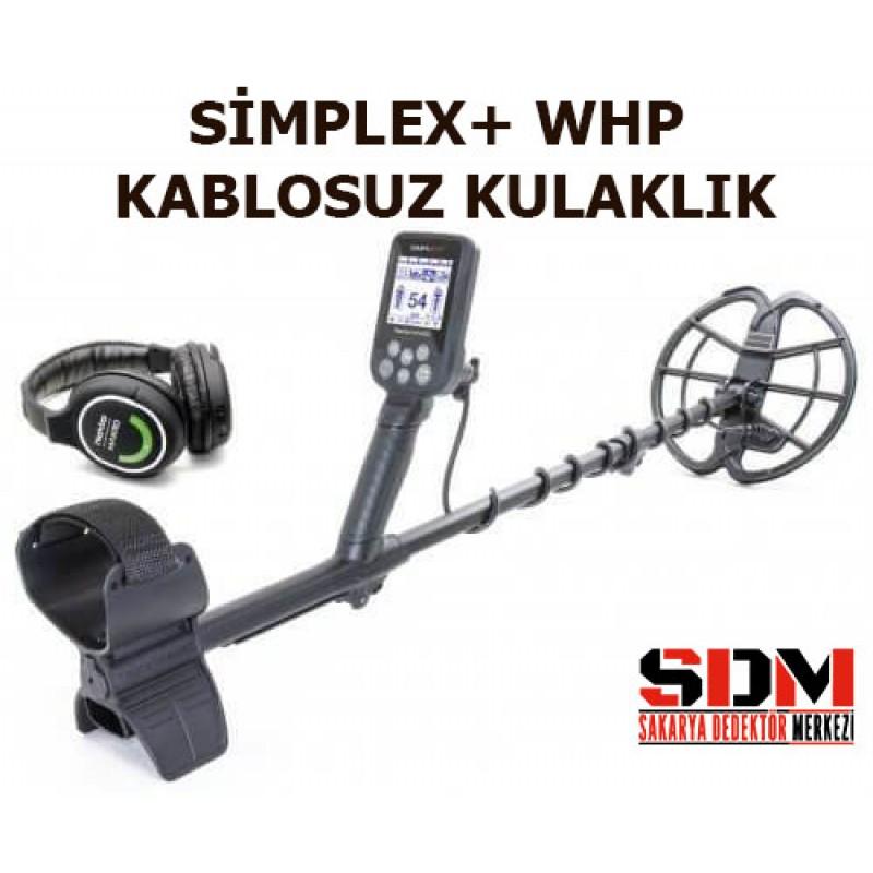 Simplex WHP Kablosuz Kulaklıklı