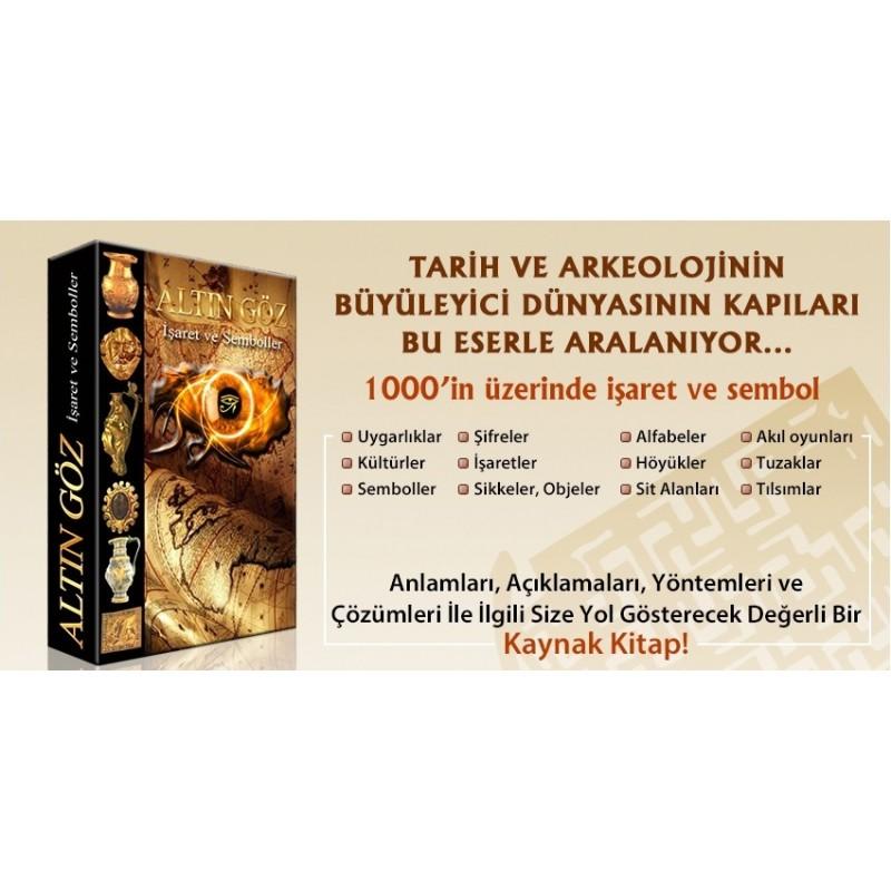 Altın Göz Kitap